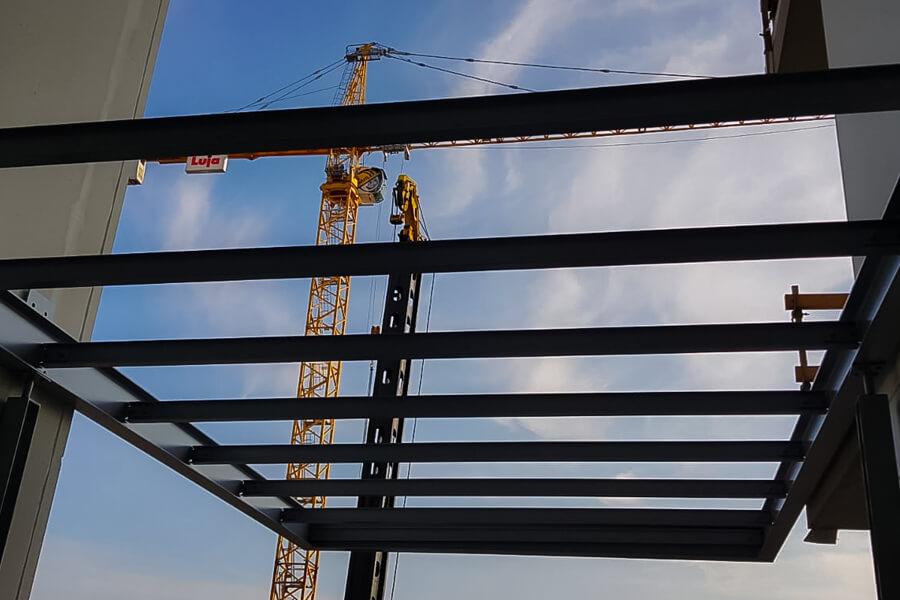 TP-Metal teräsrakenteet